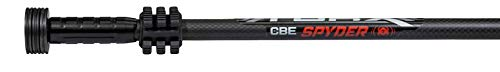 CBE Torx Spyder 10 inch Stabilizer, Black (CBE-SR-SP10)