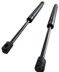 CD Pack 2 pistones para bisagra de canapé abatible. Sistema de fijación de Clip (Canapé de 90cm - Fuerza 900N)