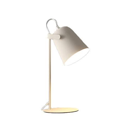 Lámpara de Mesa Luz Lámparas de Escritorio Luces Lámpara de Escritorio Minimalista Moderna Escritorio para Estudiantes universitarios Dormitorio Dormitorio Lámpara de cabecera para Leer Trabajo