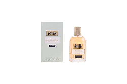 DSQUARED2 POTION WOMAN  eau de parfum mit Zerstäuber 100 ml