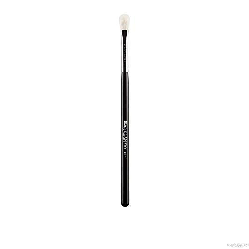 Blank Canvas E26 Pinceau de maquillage multi-usages pour les yeux Argenté/noir