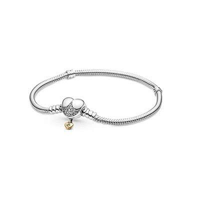 Pulsera de las señoras, pulsera icónica del estudiante en forma de serpiente, el regalo perfecto para la novia y la madre.