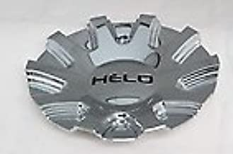 Helo 880 Wheel center Cap 928C01 NEW Chrome rim Middle (1) with bolt