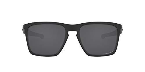 Oakley Herren Sliver XL 934115 Sonnenbrille, Schwarz (Matte Black), 57