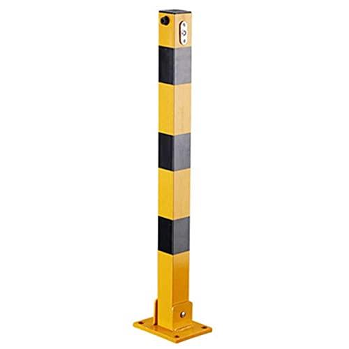 Bolardo Seguridad, Barrera Estacionamiento Plegable, Poste VehíCulo, Barrera Bolardo, Bloqueo Espacio Estacionamiento, Utilizado para InterceptacióN y ProteccióN Estacionamiento Carriles, H:70cm