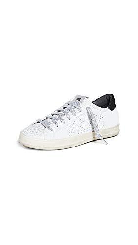 P448 Damen S21 Johnny-W Sneaker, Weiß (SIL/Cob), 40.5 EU