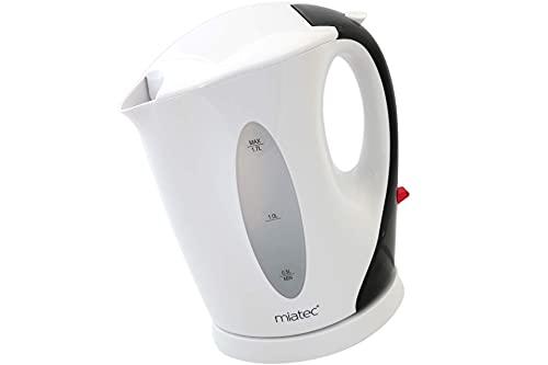 Mia Prodomus Kabelloser Wasserkocher MT-EW 30001