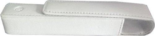 Pelikan Echt-Lederetui weiß für 1 Schreibgerät