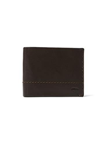 Tom Tailor Acc Herren Kai Geldbörse, Braun (Braun), 10.5x8.5x1.5 cm