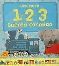 123 CUENTA CONMIGO Libro puzzle
