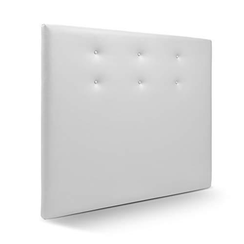Sueñozzz – Cabecero tapizado en polipiel 145 x 120 cm
