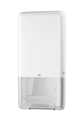 Tork 552500 PeakServe - Dispensador de toallas, color blanco