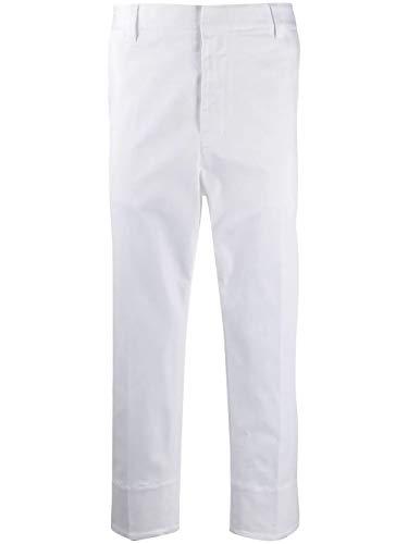 Mode | Dsquared2 Mens S71KB0268S39021100 witte broek |