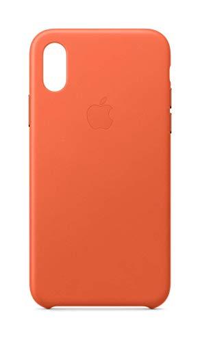 Apple Custodia in Pelle (per iPhone XS) - Tramonto