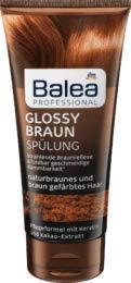 Balea Professional Spülung Glossy Braun, 1 x 200 ml