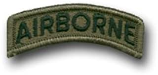US ARMY AIRBORNE SUBDUED 3/4