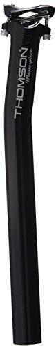 Thomson tija de sillín patentada elite ø27.0x410mm 266g negro