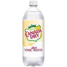 diet tonic water artificial sugar
