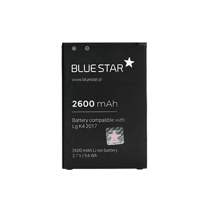 Batería Blue Star para LG K4 2017/ K8 2017 2600 mAh Li-Ion - Mayor Duración y Fiabilidad