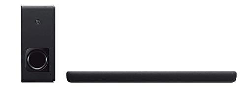 Yamaha YAS-209 Barra de Sonido con Alexa Integrada, Negro