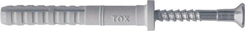 TOX 017102581 Nageldübel, 4 Stück