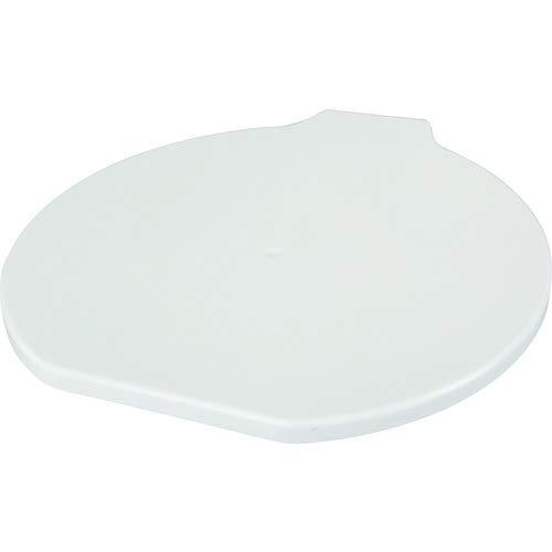 バーテック バーキュートプラス カラーバケツ蓋 15L 白 BCP-CBF15W 69801111