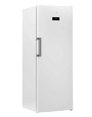 Beko RFNE448E35W Gefrierschrank mit No Frost, 404 l, Weiß, A++