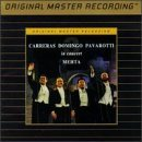 Three Tenors in Concert by Domingo
