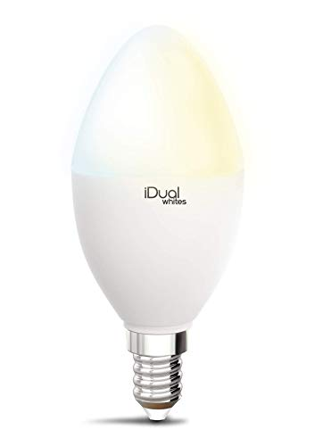 LED-lamp E14, iDual