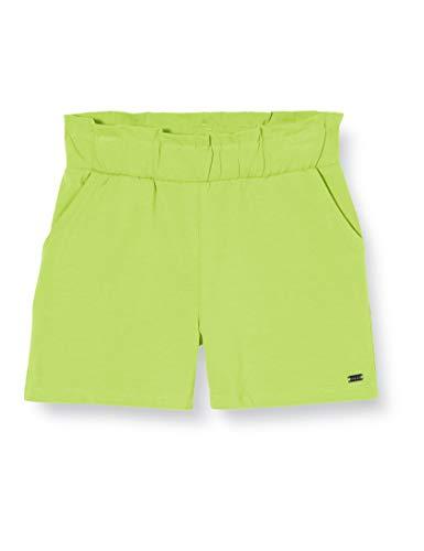 Mexx Mädchen Shorts, Grün (Tender Shoots 140446), (Herstellergröße: 92)