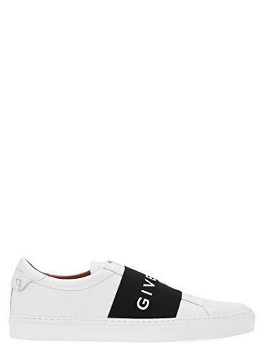Givenchy Luxury Fashion Herren BH0002H0FU116 Weiss Leder Slip On Sneakers | Jahreszeit Permanent