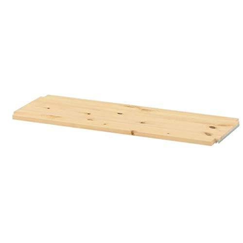 Ikea Ivar Regal Boden aus massiver Kiefer; (83x30cm)