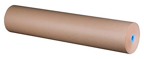 Packpapierrolle Breite 50 bis 100 cm Länge 250 m – Packpapier, Kraftpapier, Recyclingpapier, Schrenzpapier, Knüllpapier (0,60 m x 250 m) | Movepack