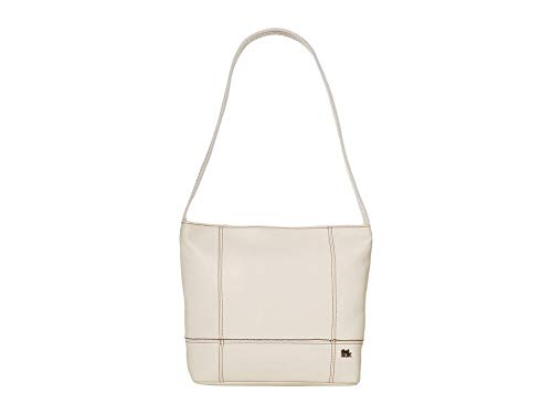 The Sak De Young Leather Hobo, Stone