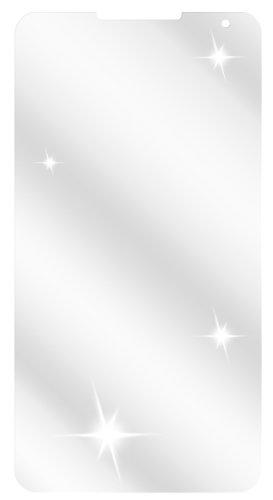 Ecultor I 6x Schutzfolie klar passend für Huawei Ascend Y530 Folie Displayschutzfolie - 3