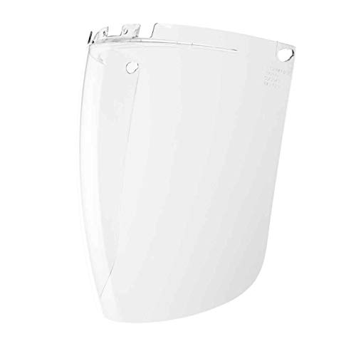 Lincoln Electric OMNIShield Replacement Faceshield Lens | Clear with Anti-Fog & Anti-Scratch Coating | High Density | KP3757-1