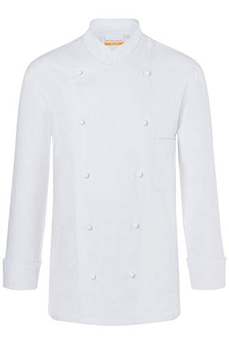 Veste de chef Thomas (66, blanc)