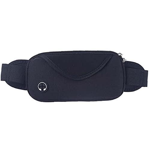 TOSSPER 1pc Correr Bolsa De Cintura Ajustable Cinturón De Reproducción Adecuado para Correr Viajes Aptitud Deportes Aire Libre