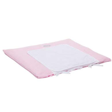 Fillikid Wickelauflage Princess rosa - rosa/pink