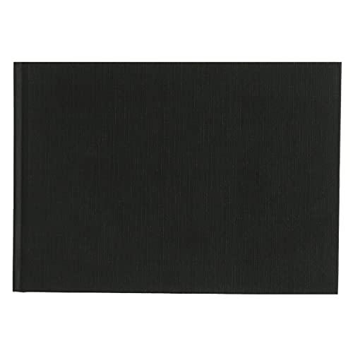 Fabriano Studio Papel de acuarela, horizontal, 40kg prensado en frío, cuaderno de 25 hojas, 22,8 x 15,2 cm