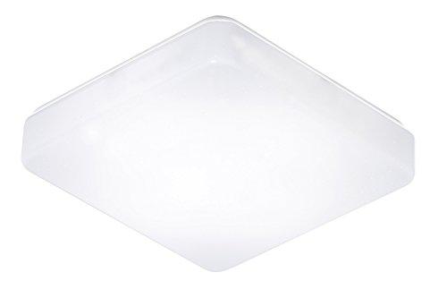 ESTO Lighting 740115 A, Deckenleuchte, 15 W, Weiß, 27 x 27 x 7.5 cm