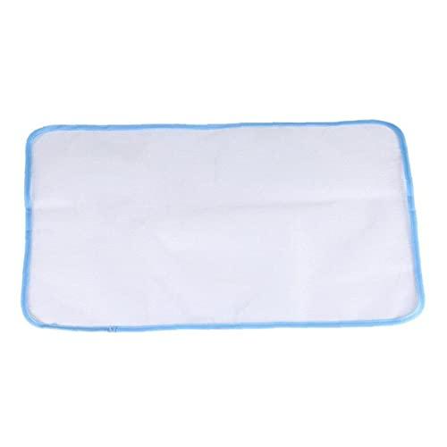 Ohomr Planchado Scorch Tela de Malla de Tela Pulsando Pad para Fácil Planchado de Alta Temperatura Protección al Azar del Color 60x40cm