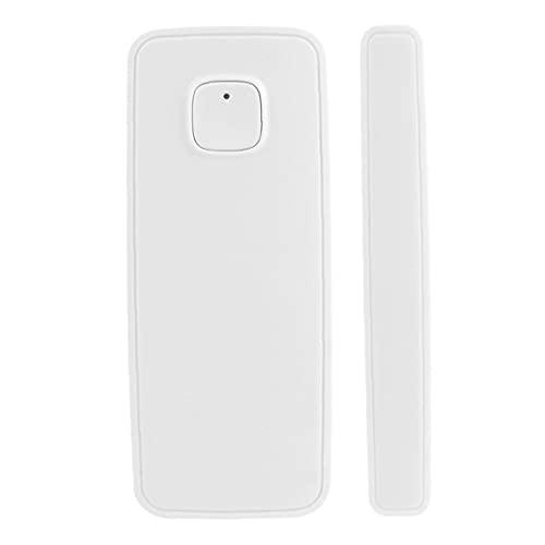 Detactor de la ventana del sensor WiFi Detactor WiFi Sensor Alarma Smart WirelessSmart Sensor inalámbrico WiFi Sistema de alarma WiFi Sensor Alarma WiFi Sensor de puerta Sensor de ventana