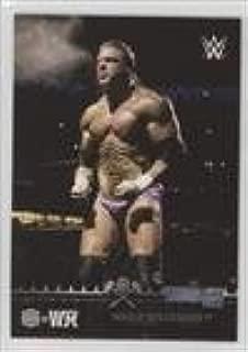 Triple H (Trading Card) 2015 Topps WWE Road to Wrestlemania - HHH@WM #5