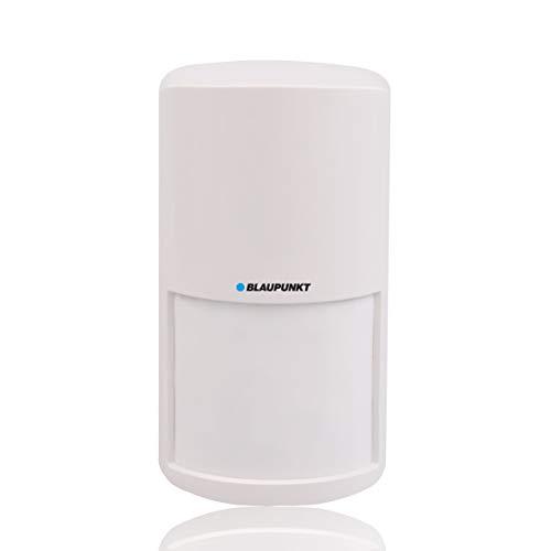 Blaupunkt Infrarot-Bewegungsmelder HOS-IR1 I Zubehör für das HOS-Videoüberwachungssystem I Push-Nachricht und Video bei Bewegung I Bewegungsmelder für Innen I 1 Stück I Weiß