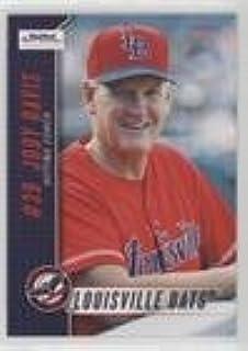 Amazoncom Jody Davis Baseball Card 2017 Choice Louisville Bats