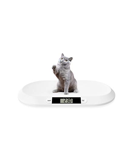 Dongmei Pet Scale,Multi-Function Baby Scale with 3...