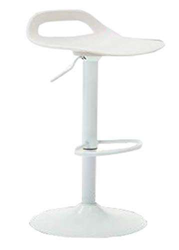 SXRDZ Silla de heces de rotación de elevación de barras, Beau Salon Peluquería Manicure Bar Silla Taburete, Taburete de silla de rotación de elevación, Rotación de 360 grados Ergonómico Barra Ergonó