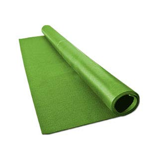 XXL Yogamatte in verschiedenen Farben + Größen, schadstofffreie Yogamatte (140x180 cm) in grün, besonders groß und breit, OEKO-Tex 100 zertifiziert und rutschfest