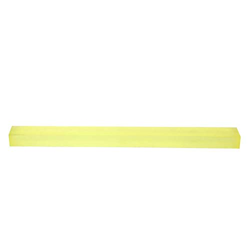 FTVOGUE Barra de tiras cuadradas de poliuretano de plástico y goma elástica alta(30 * 50 * 500)